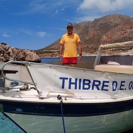 Escursioni in barca con Emilio