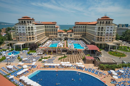 Lovely Hotel Review Of Melia Sunny Beach Sunny Beach Bulgaria