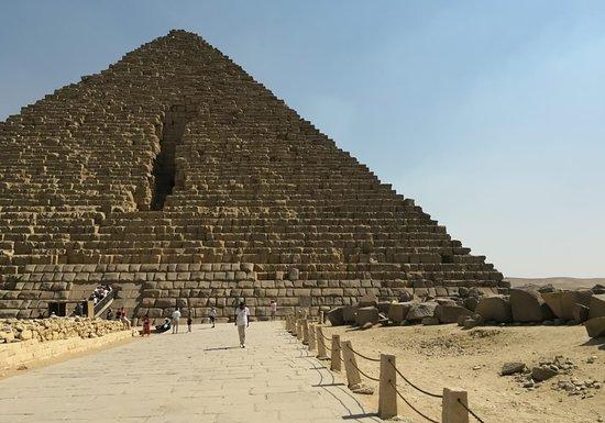 Pyramideneingang