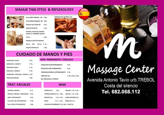 M Massage Center
