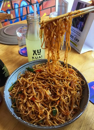 A good asian food restaurant