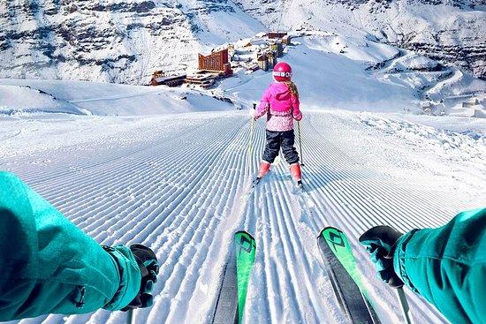 内华达山谷滑雪胜地+门票和设备