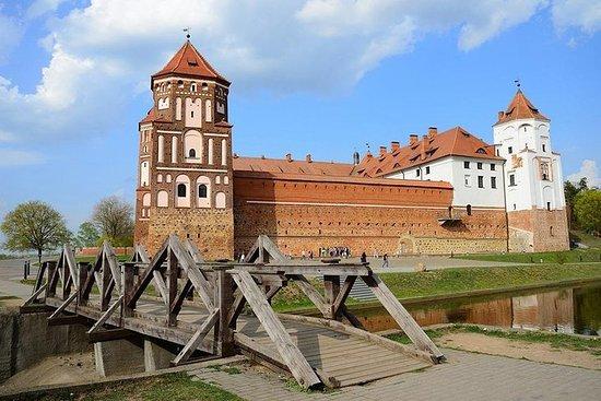 Visite privée: Minsk - Palais Nesvizh...