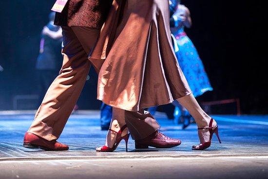 Cena con espectáculo de tango...