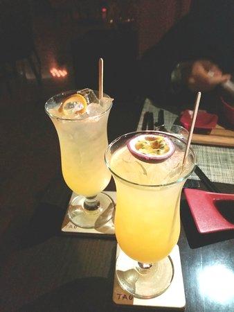 Thai Punch & Passion Cooler Mocktails! 🍹