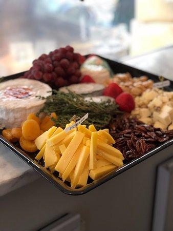 Larchmont, Estado de Nueva York: Cheese