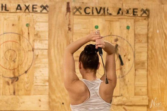 Civil Axe Throwing - Birmingham
