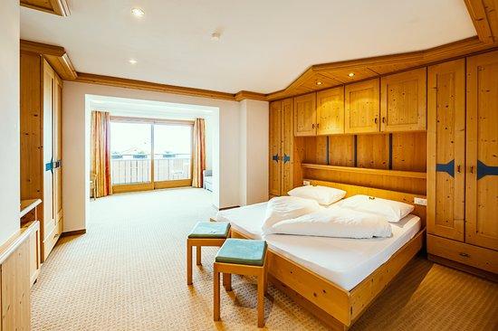 Komfortzimmer  für 2 bis 4 Personen