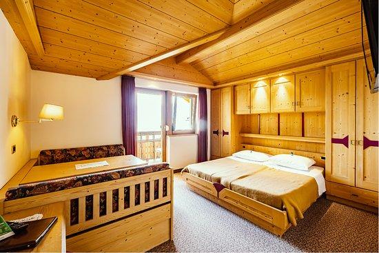 Traditionalzimmer für 2- 3 Personen