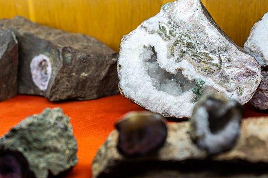 Teiserkugeln mit Ausstellung im Hotel