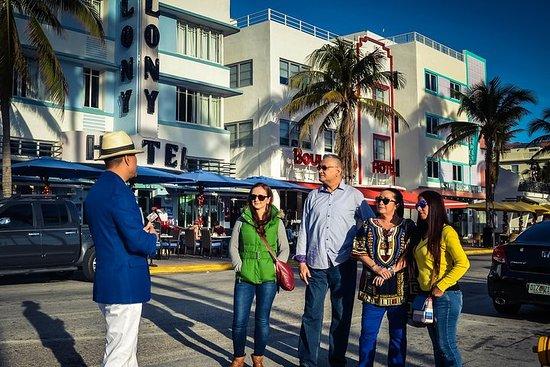 Passeios de aventura em South Beach...
