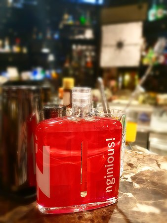 Come and try the most awarded Swiss gin nginious!