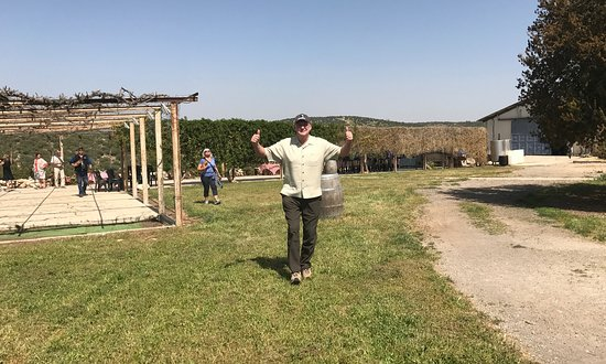 Givat Yeshayahu, Israel: The grounds