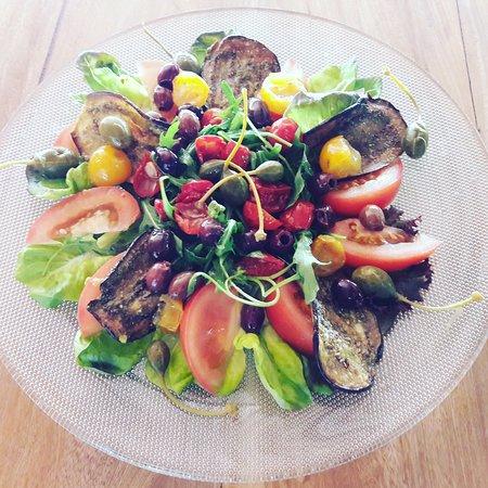 La Mivoie: Chef salad