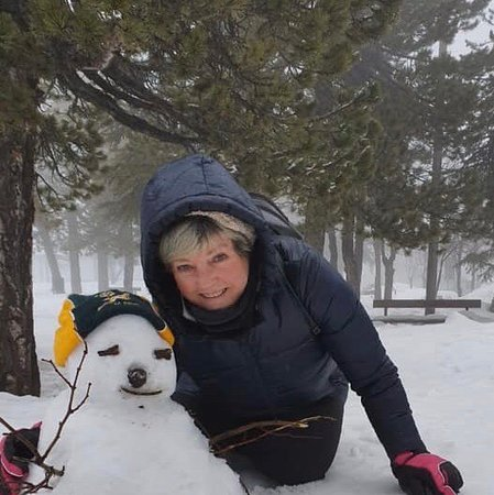 Горы Троодос, Кипр: Day in the snow at Troodos Mountains