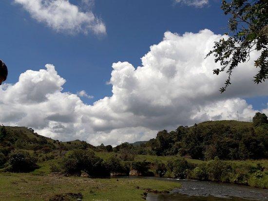 Tamesis, Kolumbien: Parte alta del río frío