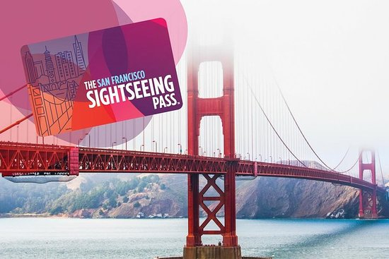 San Francisco Sightseeing Day Pass: Spar BIG på 30+ attraksjoner og...