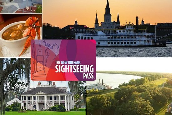 Flex Pass di New Orleans Sightseeing