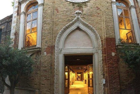 威尼斯:前基耶薩小團體遊的穆拉諾玻璃大師
