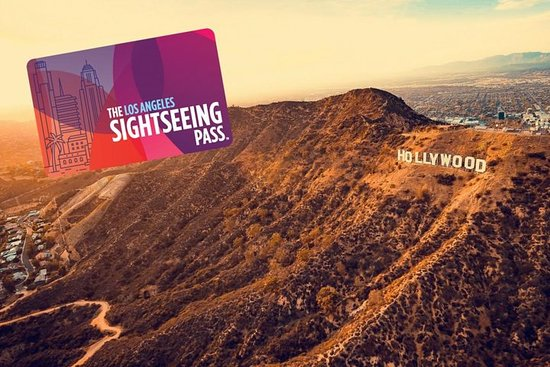 The Los Angeles Sightseeing Flex Pass: Save Big on 20+ Hollywood...