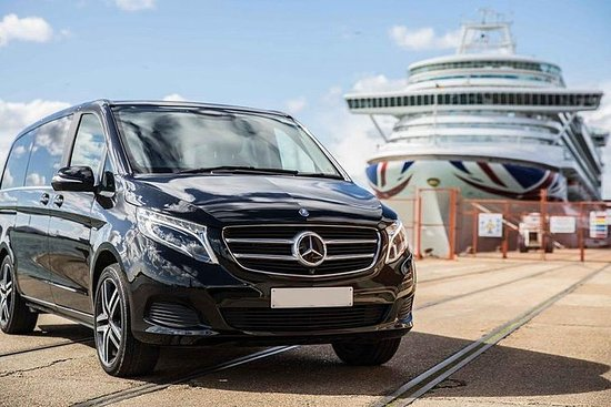 Private One-Way Shuttle Transportation To Cruise Port - Port Of New...