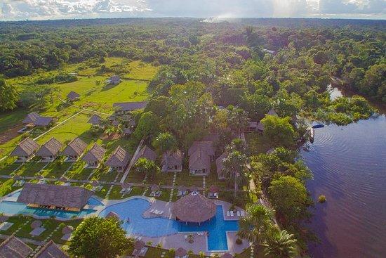 Visite guidée tout compris de 2 jours au départ d'Iquitos à l'Irapay...