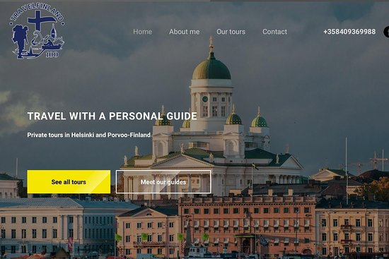 ‪Travel Finland Guide Service‬