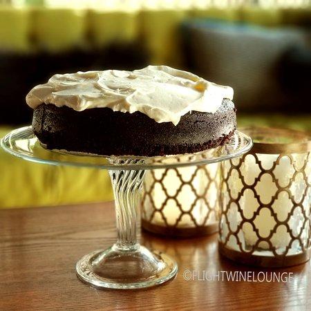 Chocolate-stout cake