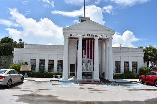 Clermont, FL: The House of Presidents and Presidents Hall of Fame