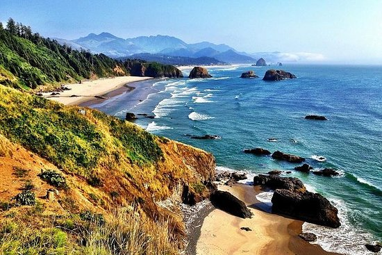 Oregon Coast Tour und Weinprobe - Private Ganztagestour