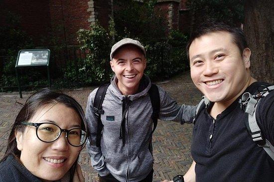 American Revolution in Leiden Walking Tour