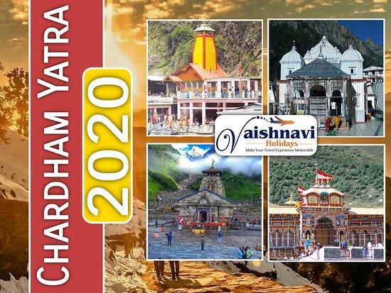 Travel Tour Of #Chardham Uttrakhand. Chardham :- ◆ Yamunotri ◆ Gangotri ◆ Kedarnath ◆ Badrinath Chardham Tour Package Ex - Haridwar / Delhi ______________________________________________ #Chardham_Travels_Point #Texi_Hire_Chardham #Chardham_Tour_Plan #Chardham_Pilgrimage_Tour ______________________________________________ Booking for : Vaishnavi Holidays 9012962229, 9058306696 vaishnaviholidays1@gmail.com www.vaishnaviholidays.com