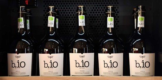 Carte de vins B.io