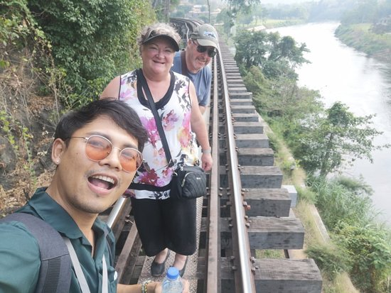 From Bangkok : Kanchanaburi Tour, Railway & Floating markets – fénykép