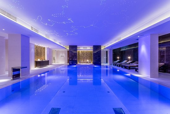SPA At Hilton Kyiv