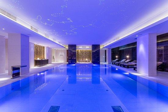 SPA At Hilton Kyiv