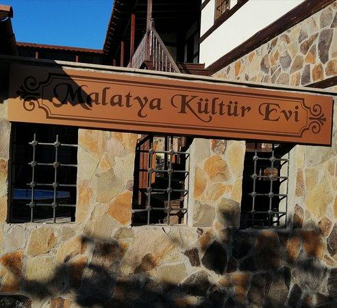 Malatya kultur evi