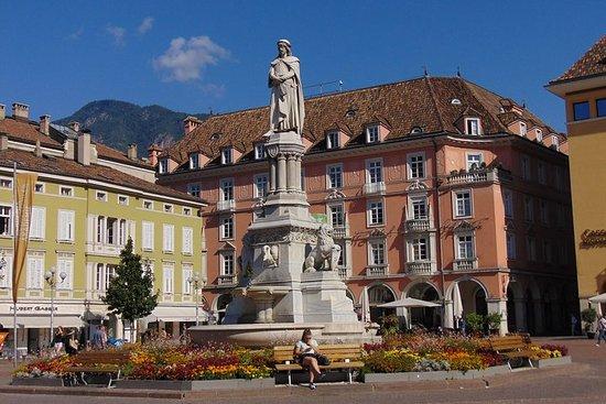 Excursão a Pé de Comida de Bolzano em...