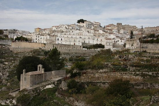 Walking tour Monte Sant'Angelo