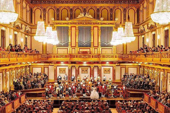 Tripadvisor Vienna Mozart Concert At The Musikverein Provided By Vienna Mozart Concerts Vienna Region