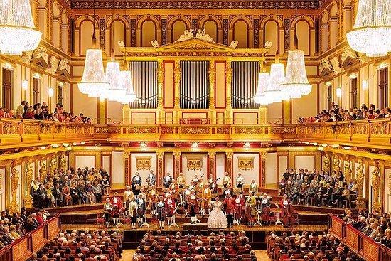 Concert Mozart à Vienne, au...