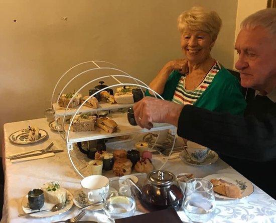 Croston, UK: Afternoon Tea