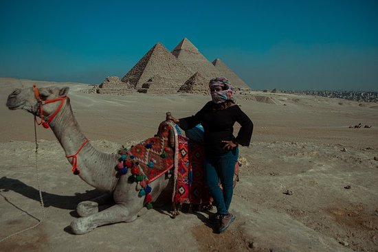 Private Half-Day Tour: Giza Pyramids...