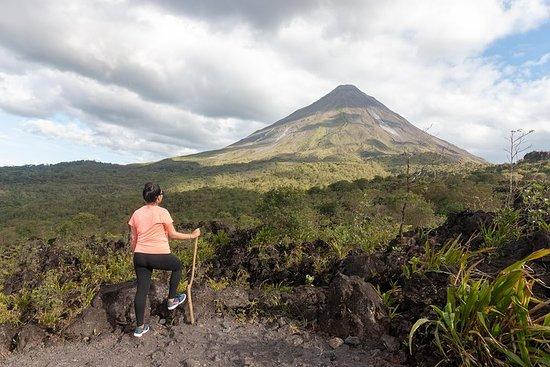 4-in-1 Arenal Volcano Tour: Hanging Bridges, La Fortuna Waterfall...