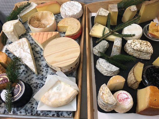 les fromages !