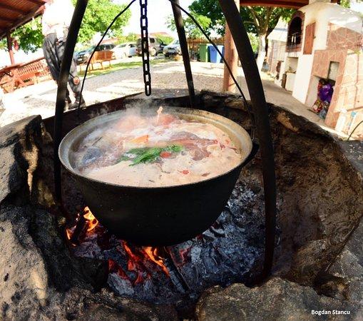 "Mahmudia, โรมาเนีย: The Fishsoup is ""on fire""!"
