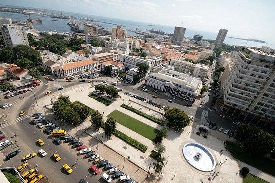 Visite de Dakar et de l'île de Gorée