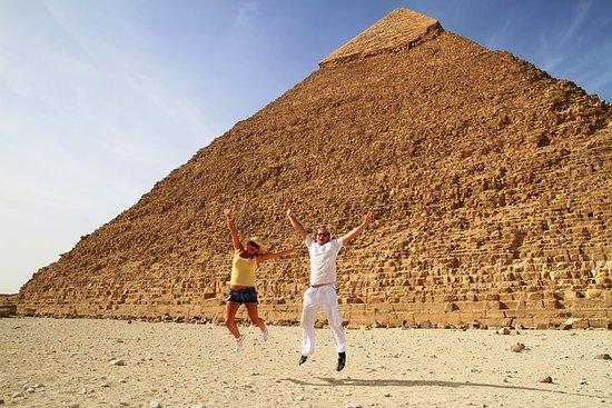 Tour por el Cairo de 2 días en grupo...