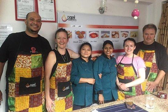 École de cuisine du Népal