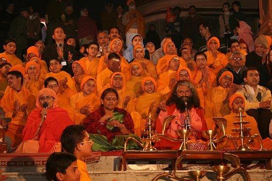 Avond Ganga Aarti Rishikesh